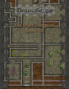 Old Style Dungeon Level 01