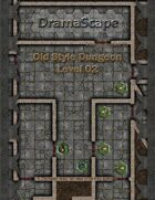 Old Style Dungeon Level 02