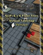 SciFi Floor Tiles Virtual Table Top Edition
