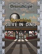 Moonshines Drive In Diner