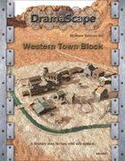 Western Town Block