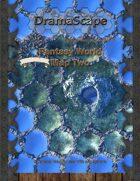 Fantasy World Map Two