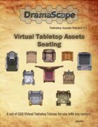 Virtual Tabletop Assets Seating