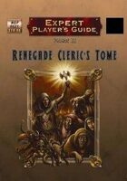 Renegade Cleric's Tome