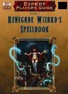 Renegade Wizard's Spellbook