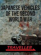 Japanese Vehicles of World War II