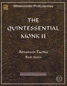 The Quintessential Monk II