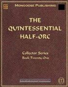 The Quintessential Half-Orc