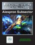 Foreven Worlds: Alespron Subsector