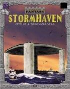 Cities of Fantasy - Stormhaven