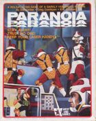 Paranoia - First Edition