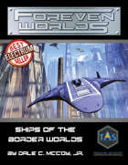Foreven Worlds: Ships of the Border Worlds (Traveller)