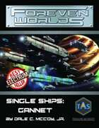 Foreven Worlds Single Ship: Gannet Armed Cargo Transport (MGT 2e)