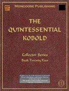 The Quintessential Kobold