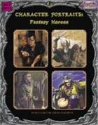 Character Portraits: Fantasy Heroes