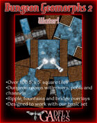 Dungeon Geomorphs 2 - Water!