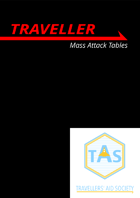 MgT Traveller Mass Attack Tables