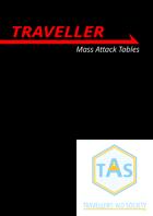 MgT Traveller Mass Attack Tables