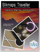 Starport Battlemaps #2 - Landing Pad