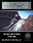 Solomani Worlds: Vehicles from the Rim (Traveller)