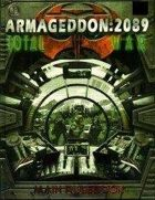 Armageddon 2089 Main Rulebook