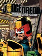 Judge Dredd Miniatures Game