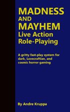 Madness and Mayhem Live Action Role-Playing