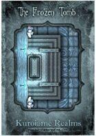 Battlemap: The Frozen Tomb