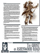 Storm Bunny Presents: The Ghost of Ashenwood Road