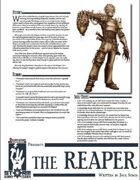 Storm Bunny Presents: The Reaper