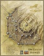 The City of Redwall