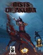 Mists of Akuma: Eastern Fantasy Noir Steampunk for 5E