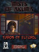 Mists of Akuma: Fangs of Revenge (Shadow of the Demon Lord)