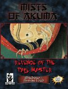 Mists of Akuma: Revenge of the Pale Master (Shadow of the Demon Lord)