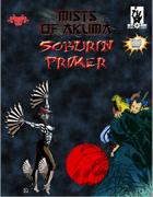 Mists of Akuma Soburin Primer (Shadow of the Demon Lord)
