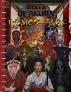 Mists of Akuma: Iconics Tome