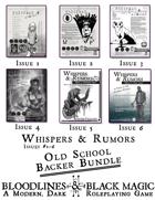 Whispers & Rumors [Issues 1-6] [BUNDLE]