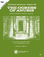 TM1 The Ogress of Anubis