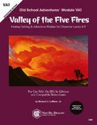 VA1 Valley of the Five Fires