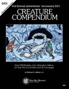 CC1 Creature Compendium