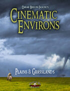Cinematic Environs - Plains & Grasslands