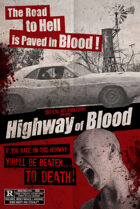 Highway of Blood Poster
