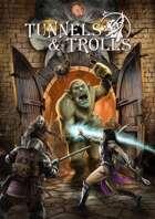 Ecran de jeu pour Tunnels & Trolls