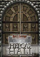 Kev's Lounge Dungeon: Hero's Hall
