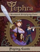 Tephra: the Steampunk RPG