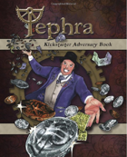 Kickstarter Adversary Book (Tephra Expansion)