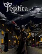 Tephra: Narrator Screen