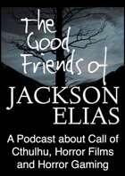 The Good Friends of Jackson Elias, Podcast Episode 209: Media Catch-up - Books