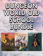 Dungeon World Old School [BUNDLE]