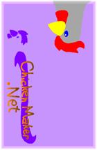 Chicken Maker Art Cards